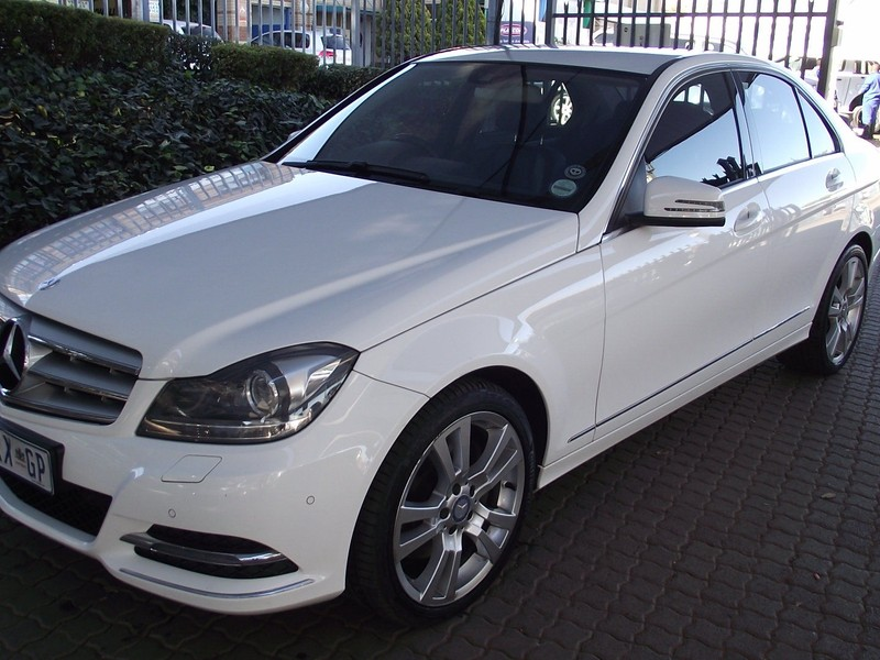 Used Mercedes-Benz C-Class C350 Cdi Be Avantgarde A/t for