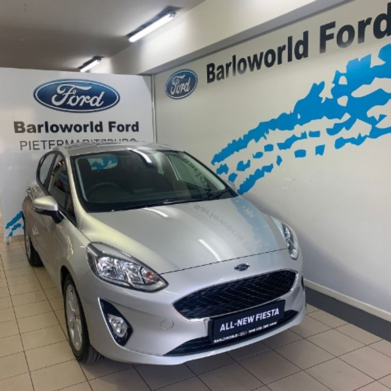 Ford Fiesta 1 2 Zetec 5 Door Hatchback: Used Ford Fiesta 1.5 TDCi Trend 5-Door For Sale In Kwazulu