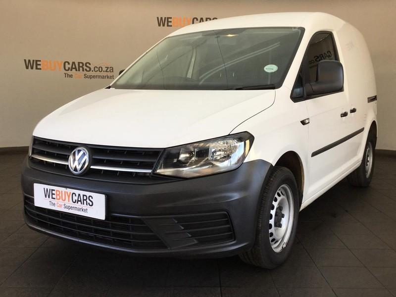 2017 Volkswagen Caddy 1.6i 81KW FC PV Gauteng Centurion_0