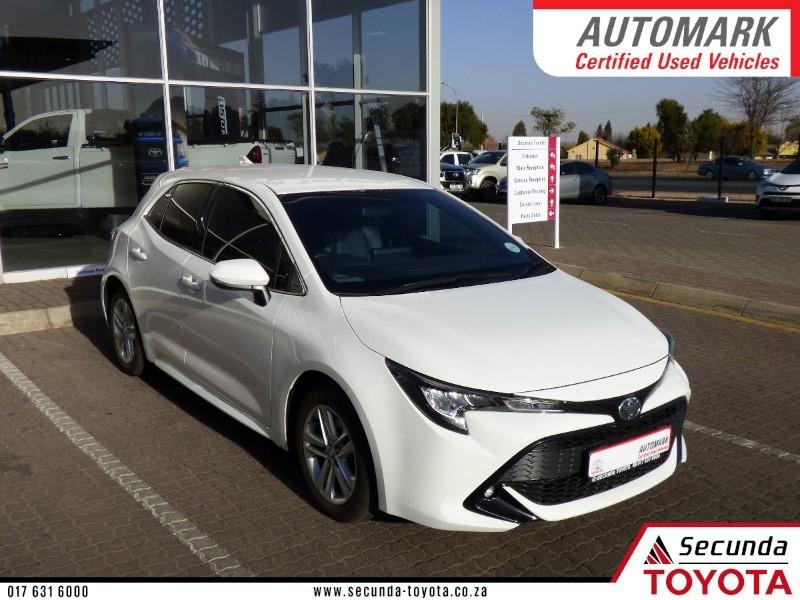 2019 Toyota Corolla 1.2T XS 5-Door Mpumalanga Secunda_0