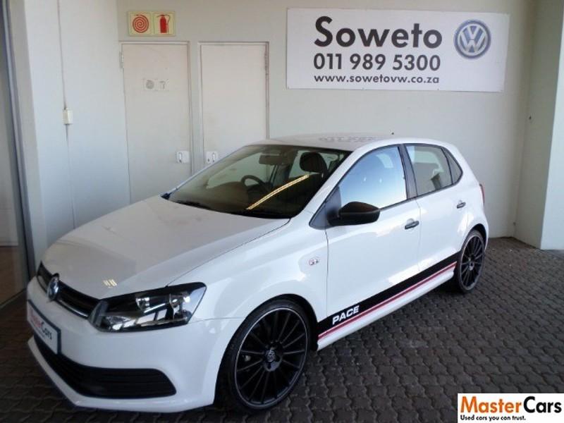 2018 Volkswagen Polo Vivo 1.4 Trendline 5-Door Gauteng Soweto_0