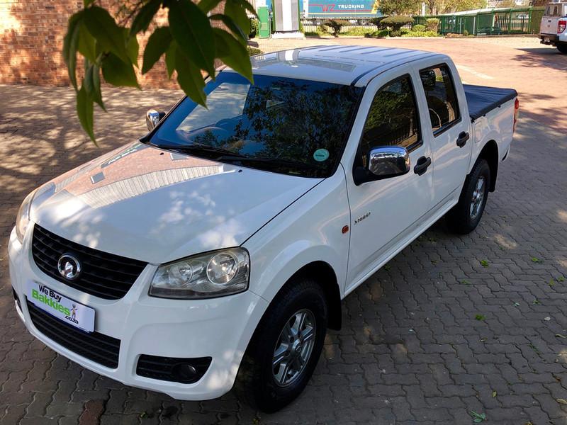 2012 GWM Steed 5 2.2 Mpi  Pu Dc  Gauteng Centurion_0