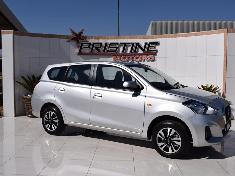2021 Datsun Go  1.2 LUX 7-Seater Gauteng De Deur_0