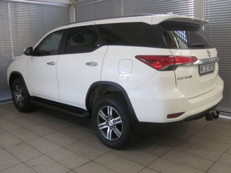 Used Toyota Fortuner 2 4GD-6 R/B Auto for sale in Mpumalanga