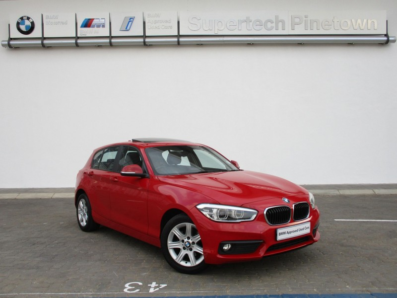 2015 BMW 1 Series 118i 5DR AT  Kwazulu Natal Pinetown_0