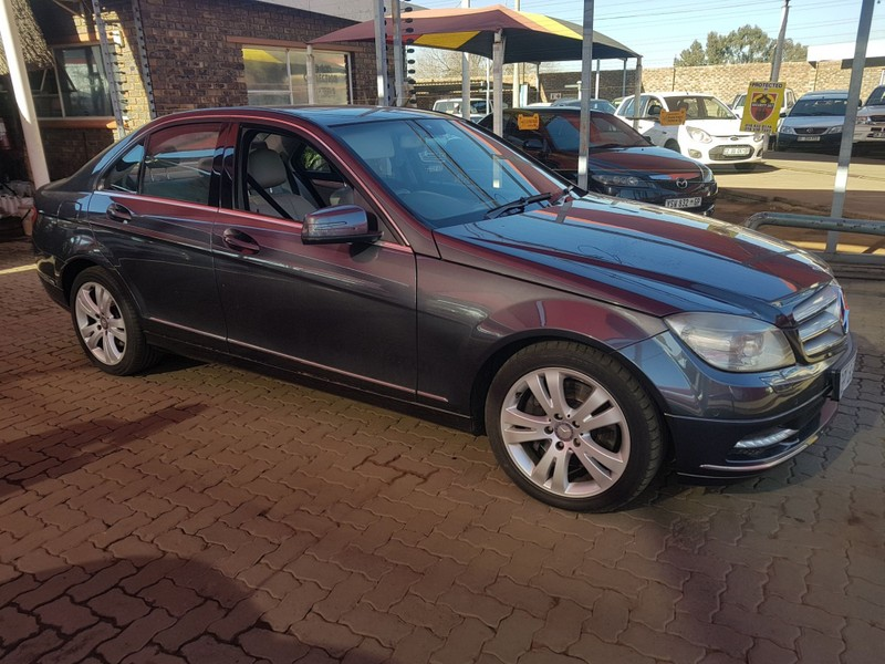 Used Mercedes Benz C Class C 350 Sport At For Sale In