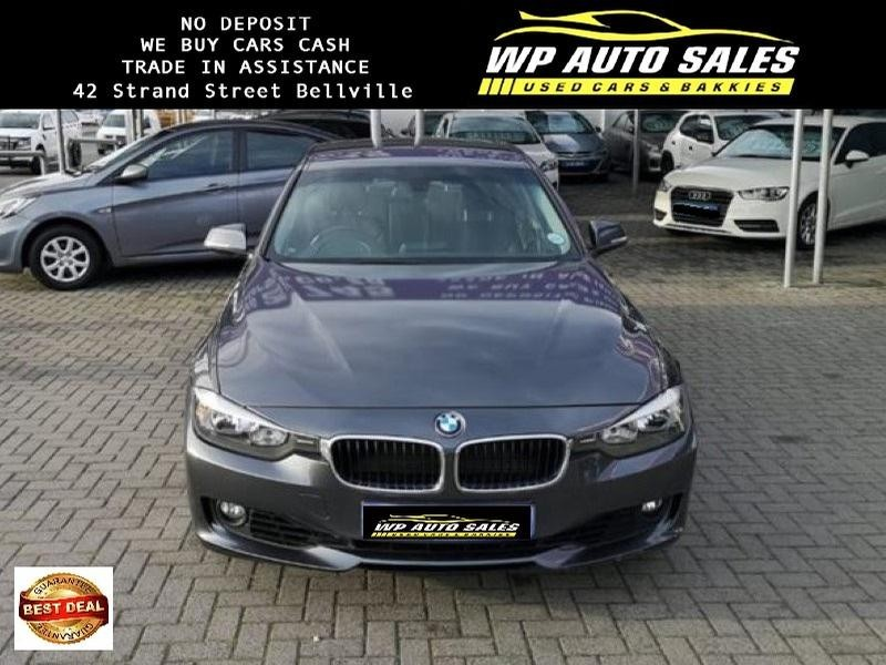 Used Bmw 3 Series 320i A T E90 For Sale In Western Cape Cars Co