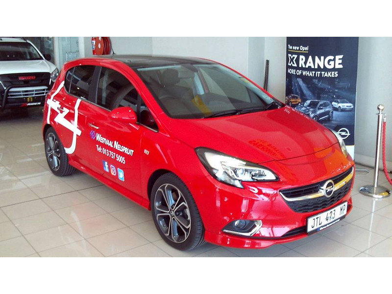 Used Opel Corsa 1 4t Sport 5 Door For Sale In Mpumalanga Cars Co
