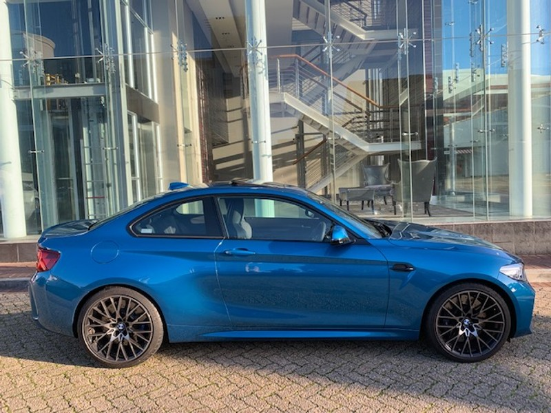 Used BMW M2 Coupe M-DCT Competition (F87) for sale in Western Cape