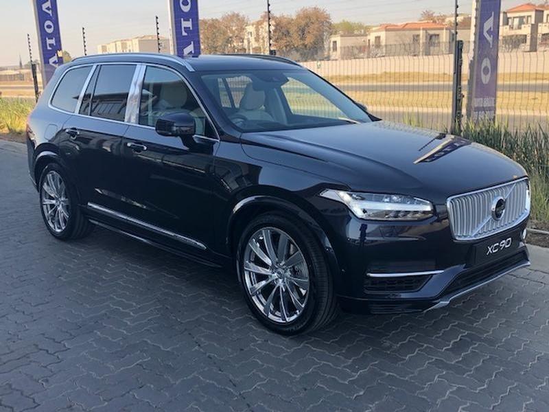 2019 Volvo XC90 T8 Twin Engine Excellence Hybrid Gauteng Johannesburg_0