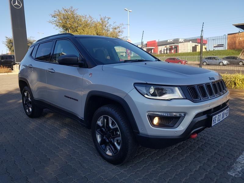 2018 Jeep Compass 2.4 Auto Gauteng Midrand_0