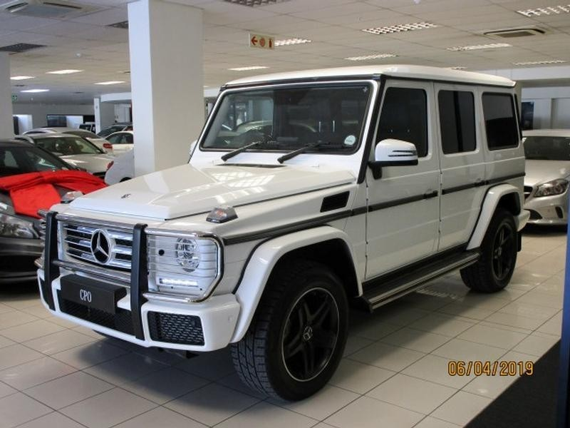 2014 Mercedes Benz G Class >> Used Mercedes Benz G Class G63 Amg For Sale In Western Cape