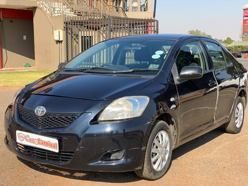 Used Toyota Yaris T3 Aircon Manual sedan for sale in Gauteng