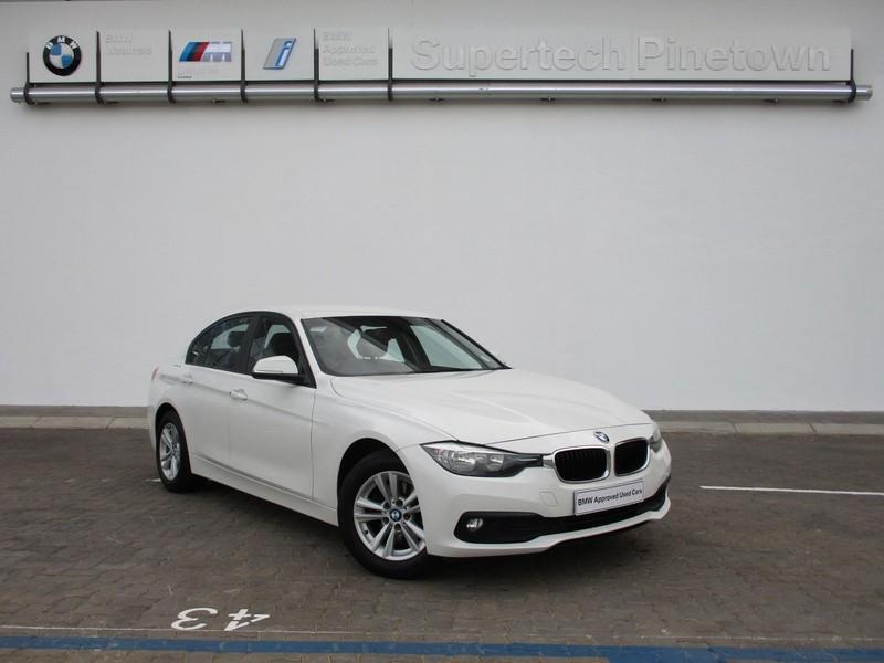 2016 BMW 3 Series 320D AT SEDAN Kwazulu Natal Pinetown_0
