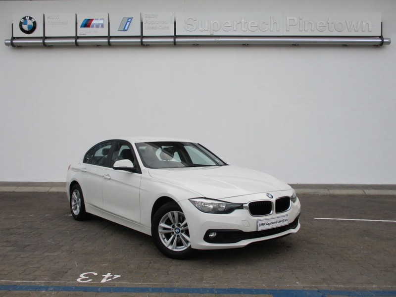 2016 BMW 3 Series 320D AT SEDAN Kwazulu Natal Pinetown_0