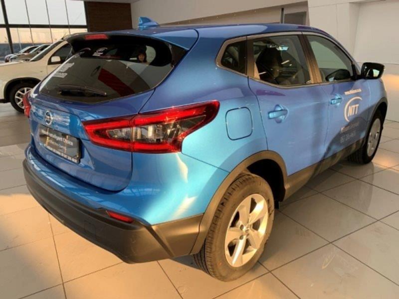 Used Nissan Qashqai 1 2t Visia For Sale In Mpumalanga Cars Co Za