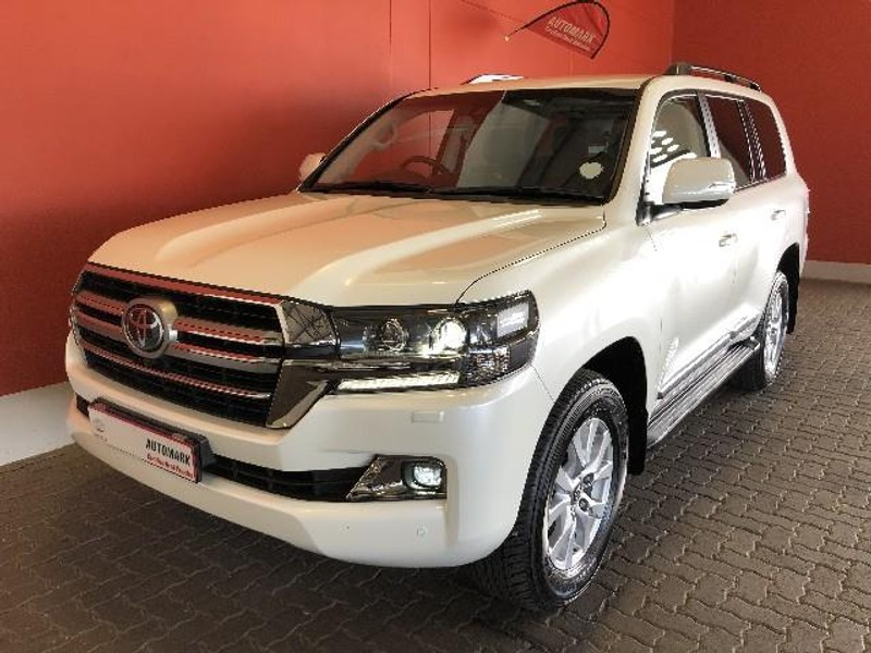Used Toyota Land Cruiser 200 V8 4 5D VX-R Auto for sale in Free