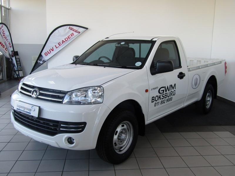 Used GWM Steed 5 2 2 Mpi Workhorse P/u S/c for sale in Gauteng