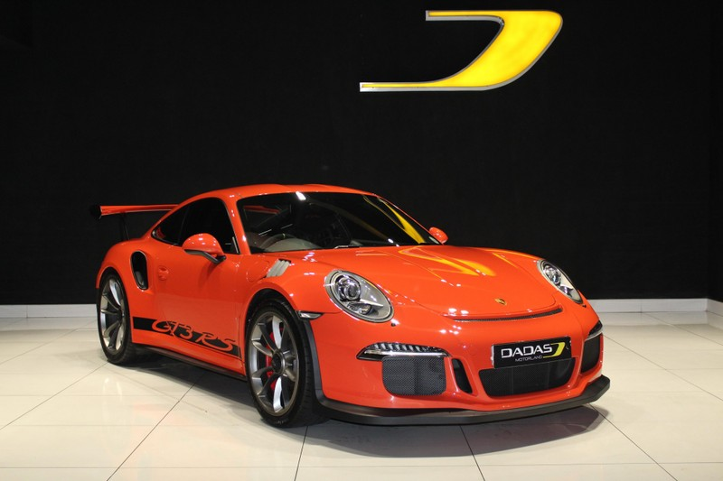 Used Porsche 911 Gt3 Rs 991 For Sale In Gauteng Carsco