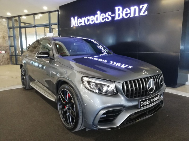 2018 Mercedes-Benz GLC GLC 63S Coupe 4MATIC Gauteng Sandton_0