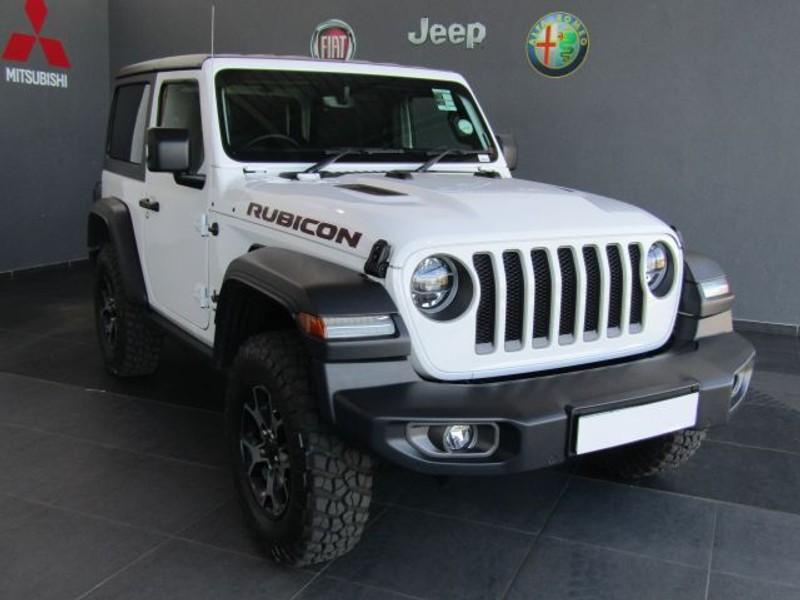 Used Jeep Wrangler Rubicon 3 6 V6 Auto 2-Door for sale in