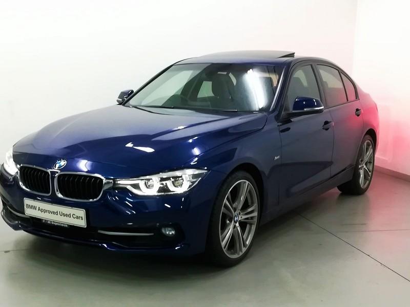 2016 BMW 3 Series 320i Sport Line At f30  Kwazulu Natal Shelly Beach_0