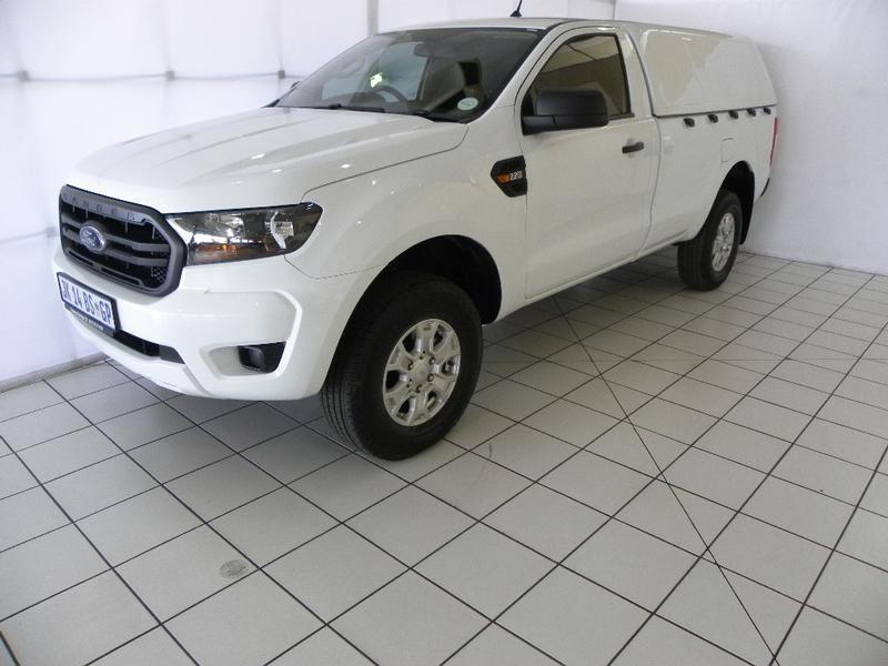 2020 Ford Ranger 2.2TDCi XL Single Cab Bakkie Gauteng Springs_0