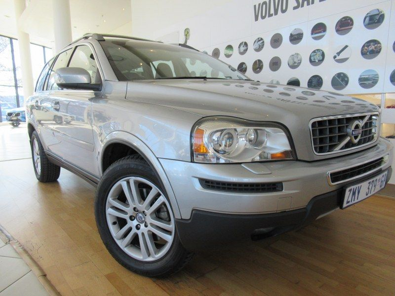 Used Volvo Xc90 D5 7 Seat A/t for sale in Gauteng - Cars co