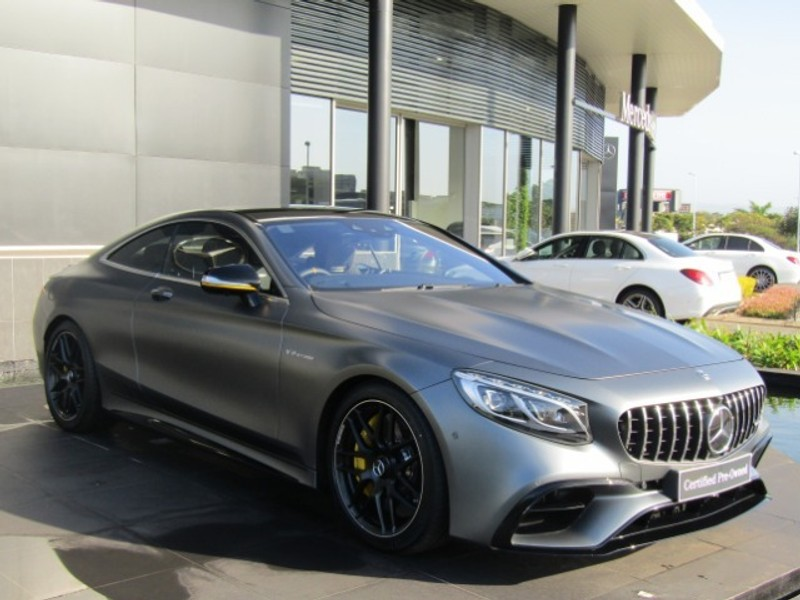 Used Mercedes Benz S Class Amg S63 Coupe For Sale In Kwazulu Natal