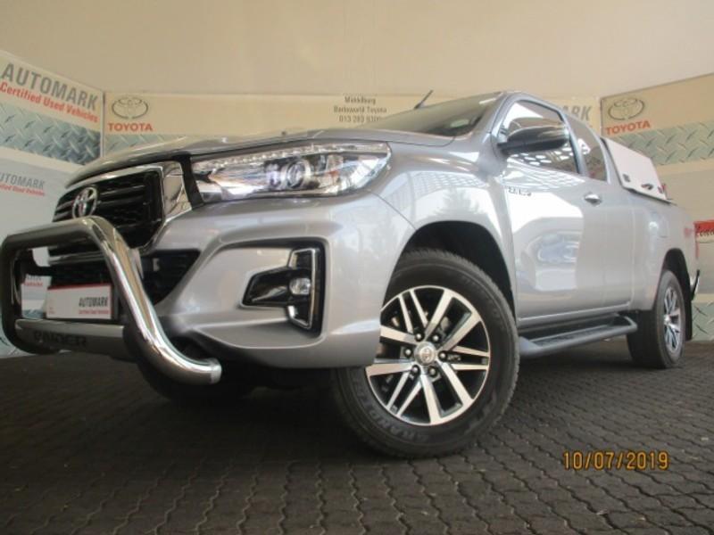 2019 Toyota Hilux 2.8 GD-6 RB Raider Auto PU ECAB Mpumalanga Middelburg_0