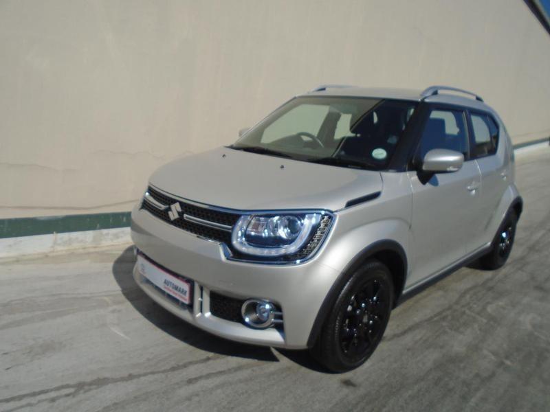 2018 Suzuki Ignis 1.2 GLX Auto Gauteng Rosettenville_0