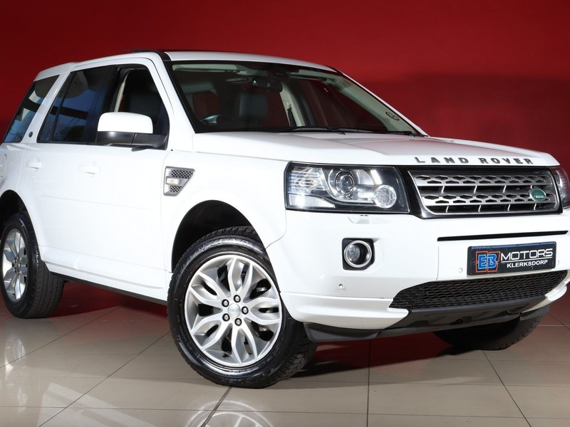 2014 Land Rover Freelander Ii 2.2 Sd4 Se At  North West Province Klerksdorp_0