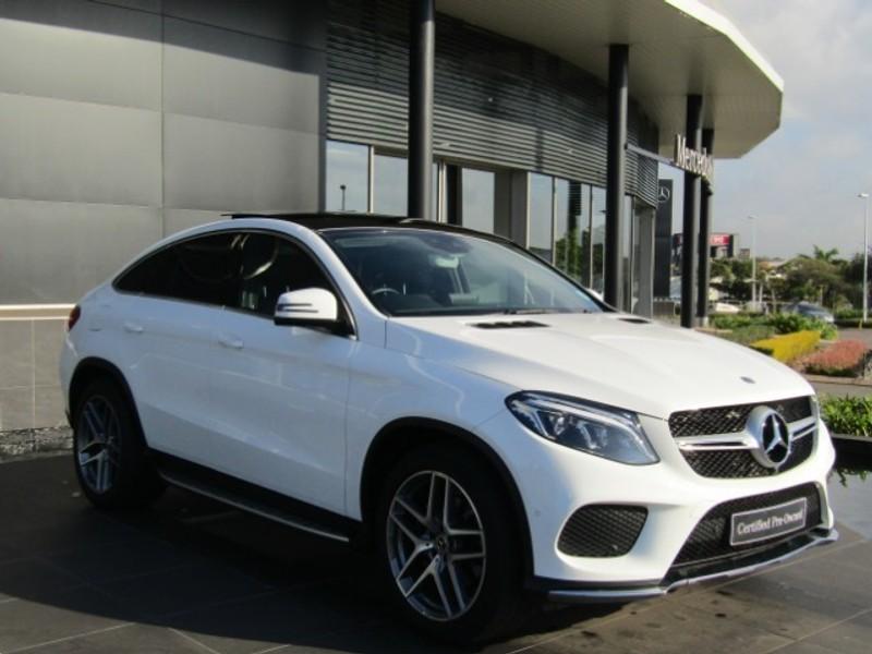 2018 Mercedes-Benz GLE-Class 350d 4MATIC Kwazulu Natal Umhlanga Rocks_0