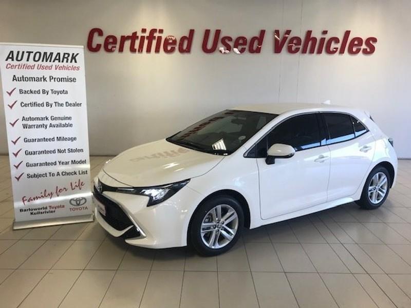 2019 Toyota Corolla 1.2T XR CVT 5-Door Western Cape Kuils River_0