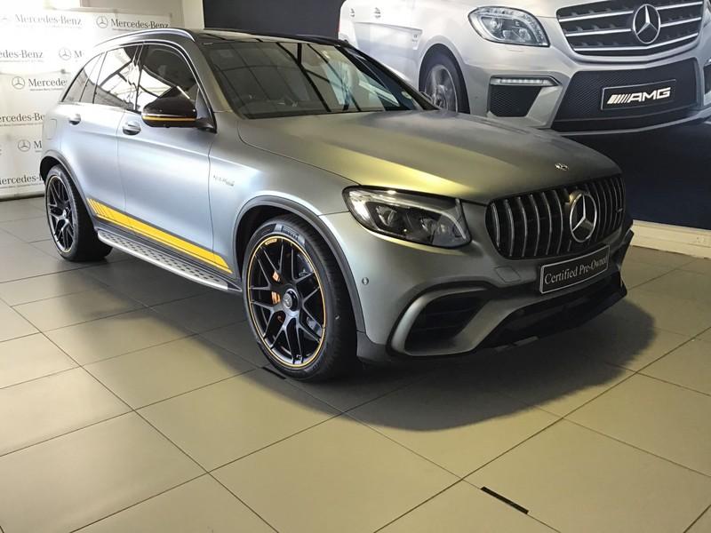 2019 Mercedes-Benz GLC GLC 63S Coupe 4MATIC Gauteng Roodepoort_0