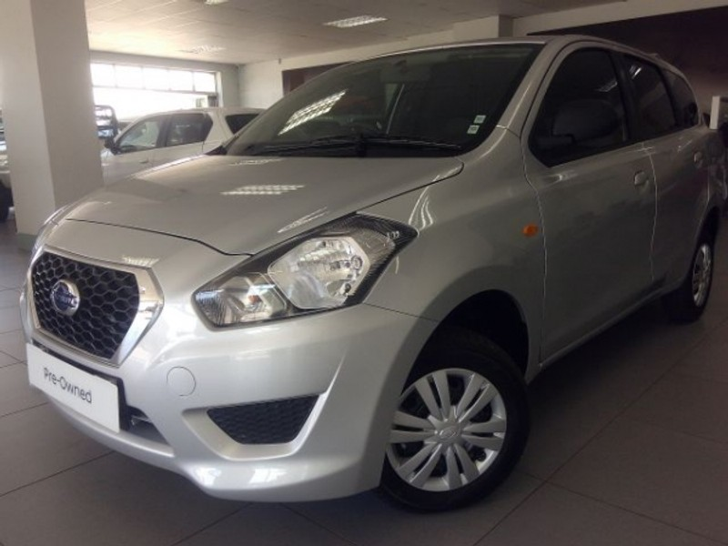 2019 Datsun Go 1.2 FC PV North West Province Potchefstroom_0