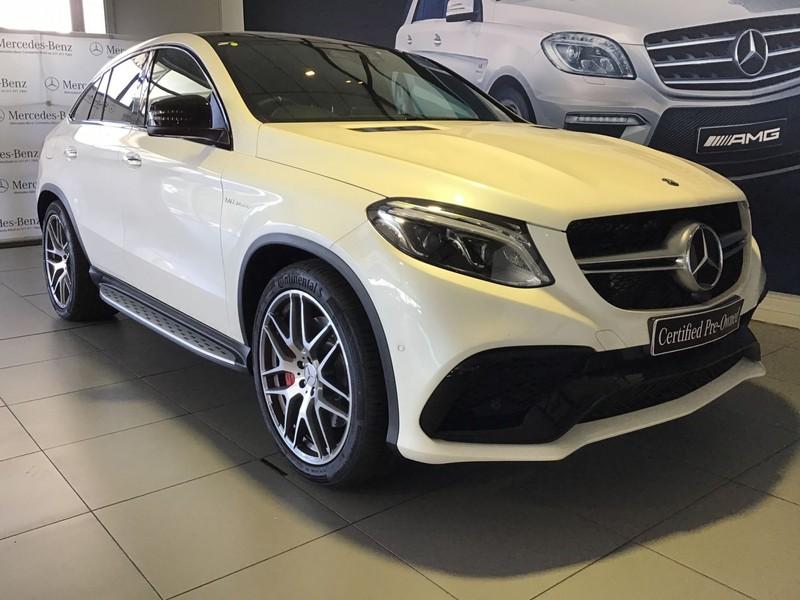 2019 Mercedes-Benz GLE-Class 63 S AMG Gauteng Roodepoort_0