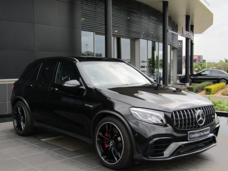 2018 Mercedes-Benz GLC GLC 63S 4MATIC Kwazulu Natal Umhlanga Rocks_0