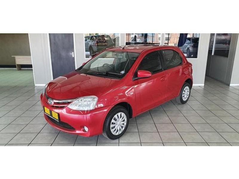 2016 Toyota Etios 1.5 Xs 5dr  Gauteng Vanderbijlpark_0