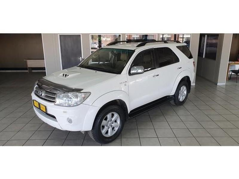 2010 Toyota Fortuner 3.0d-4d Rb At  Gauteng Vanderbijlpark_0