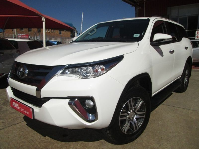 2018 Toyota Fortuner 2.4GD-6 RB Auto Gauteng Kempton Park_0