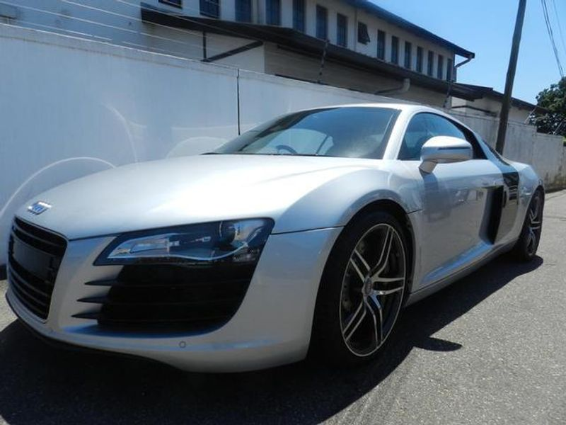 Used Audi R8 4 2 Fsi Quattro A T For Sale In Kwazulu Natal Cars Co