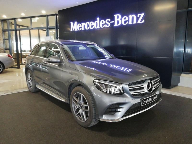 2019 Mercedes-Benz GLC 250d AMG Gauteng Sandton_0