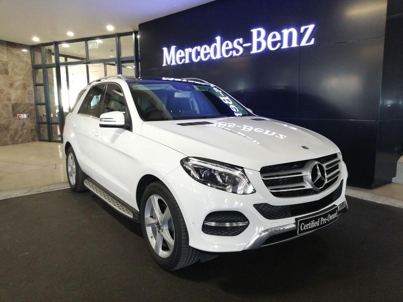 2018 Mercedes-Benz GLE-Class 350d 4MATIC Gauteng Sandton_0