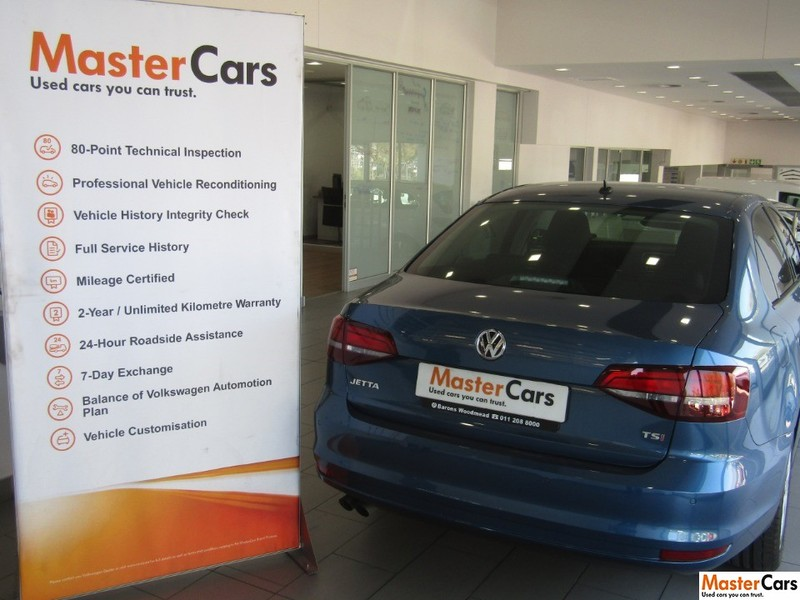 Used Volkswagen Jetta GP 1 4 TSI Comfortline DSG for sale in Gauteng