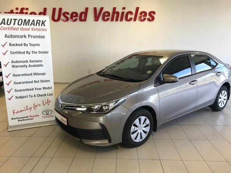 2019 Toyota Corolla 1.4D Esteem Western Cape Kuils River_0