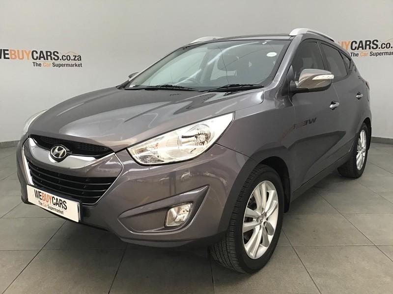 2012 Hyundai iX35 2.0 Gls At  Gauteng Johannesburg_0