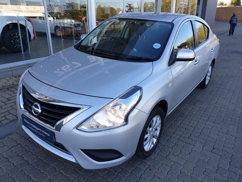 2018 Nissan Almera 1.5 Acenta Gauteng Roodepoort_0