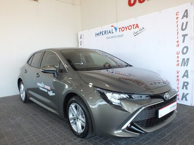 2019 Toyota Corolla 1.2T XR CVT 5-Door Western Cape Brackenfell_0