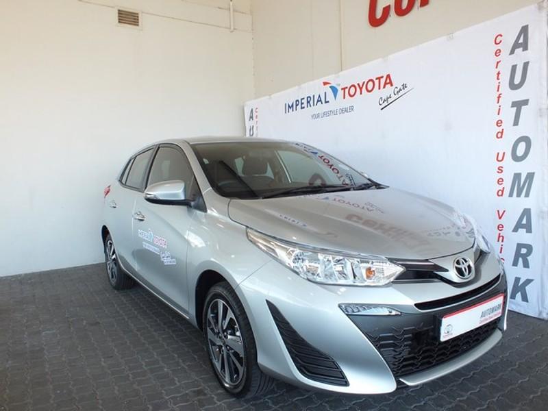 2019 Toyota Yaris 1.5 Xs 5-Door Western Cape Brackenfell_0